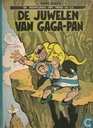 Comic Books - Nibbs & Co - De juwelen van Gaga-Pan