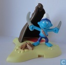 Pirate Smurf