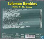 Vinyl records and CDs - Hawkins, Coleman - Battle of the saxes 1944