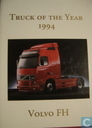 Truck of the year 1994 Volvo FH