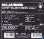 Schallplatten und CD's - Brand, Dollar - Anatomy Of A South African Village