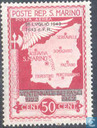 Timbres-poste - Saint-Marin - Luglio Mentions légales 1943/1642