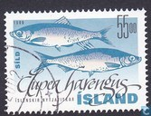 Postage Stamps - Iceland - Fishing