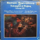 Baroque Masterpieces for Trumpet & Organ Volume III