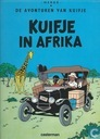 Kuifje in Afrika