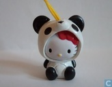 Hello Kitty als Panda