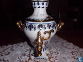 Theewarmer model Samovar