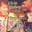 Disques vinyl et CD - Bishop, Elvin - That's My Partner