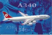THY - Turkish Airlines / Airbus A340