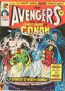 The Avengers and the savage sword of Conan
