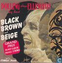 Bolling Big Band Plays Ellington Black brown and Beige