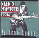 "Disques vinyl et CD - Brown, Clarence ""Gatemouth"" - San Antonio Ballbuster"