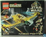 Lego 7141 Naboo Fighter