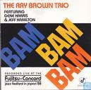 Disques vinyl et CD - Brown, Ray - Bam Bam Bam