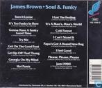 Disques vinyl et CD - Brown, James - Soul & Funky