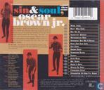 Platen en CD's - Brown Jr., Oscar - Sin & Soul...And Then Some