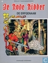 Comic Books - Red Knight, The [Vandersteen] - De erfgenaam