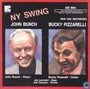 Disques vinyl et CD - Bunch, John - New York Swing John Bunch/Bucky Pizzarelli