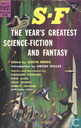 S-F the year's greatest science fiction and fantasy