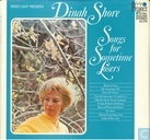 Dinah Shore/ Songs for Somethimes Losers