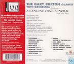 Vinyl records and CDs - Burton, Gary - A genuine Tong Funeral