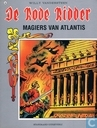 Comic Books - Red Knight, The [Vandersteen] - Magiërs van Atlantis