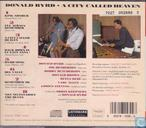 Platen en CD's - Byrd, Donald - A City Called Heaven