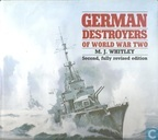 German Destroyers of Worl War Two