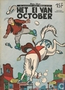 Comic Books - Nibbs & Co - Het ei van October