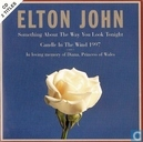 Platen en CD's - John, Elton - Candle in the wind 1997