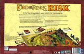 Board games - Ban van de Ring - Risk - The Lord Of The Rings Editie
