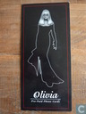Omslag Olivia Pre-Paid Phone Cards