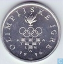 "Croatia 2 lipe 1996 ""Atlanta olympic games"""