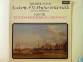 The best of the Academy of St. Martin-in-the-Fields