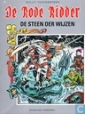 Comic Books - Red Knight, The [Vandersteen] - De Steen der Wijzen
