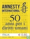 50 ans d'Amnesty International