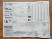 Miscellaneous - O Card Corp. - Calenders and Order Form