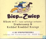 Comic Books - Biep en Zwiep - Biep en Zwiep