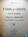 Paris qui reste Volume II