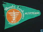 5th World Jamboree Pennant