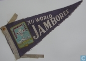 Divers - Vlaggetje - 12th World Jamboree