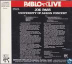 Schallplatten und CD's - Pass, Joe - University Of Akron Concert