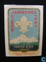 Oudste item - 12th World Jamboree