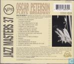 Vinyl records and CDs - Peterson, Oscar - Oscar Peterson plays Broadway
