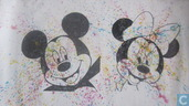 Mickey et Minnie Mouse