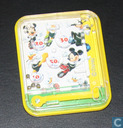 Mickey Mouse pin ball game