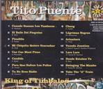 Disques vinyl et CD - Puente, Tito - King of Timbales CD3