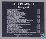 Disques vinyl et CD - Powell, Bud - Jazz Giant