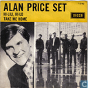 Platen en CD's - Alan Price Set - Hi-Lili, Hi-Lo