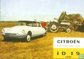 Citroën DS and Tractor